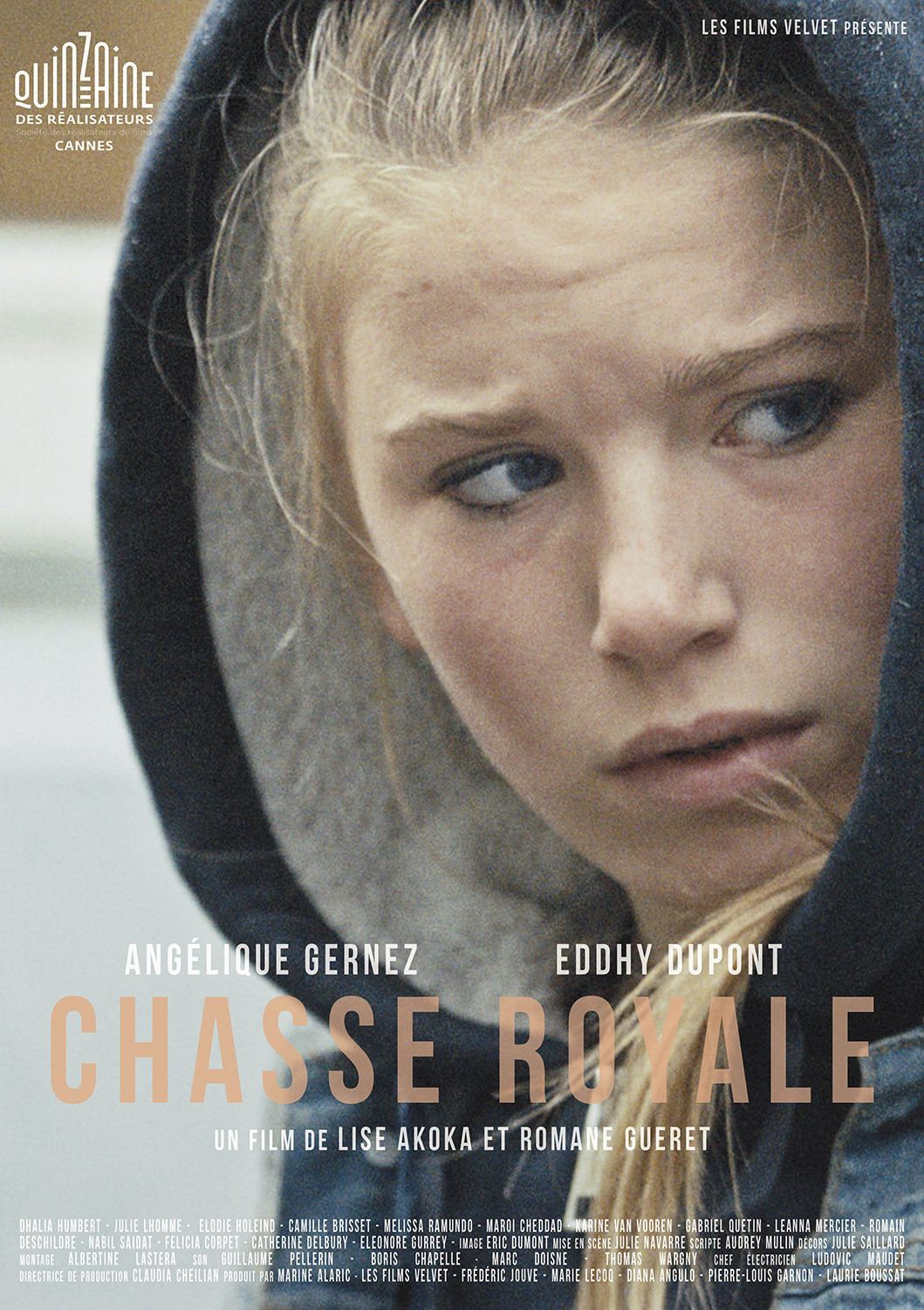 AFFICHE CHASSE ROYALE