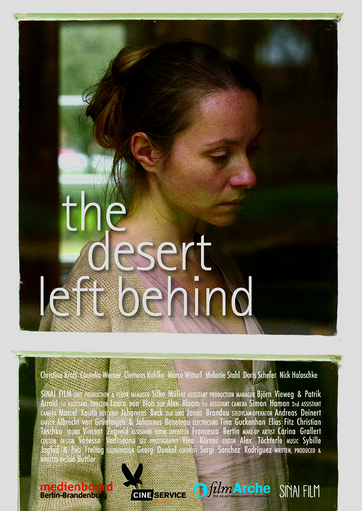 The Desert Left Behind - Poster