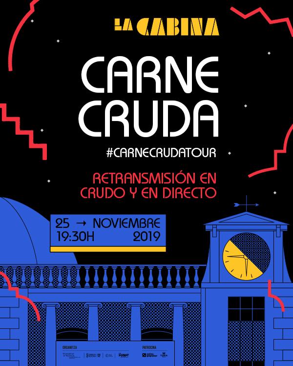 CarneCruda_Facebook4.5_Logos_LaCabina2019