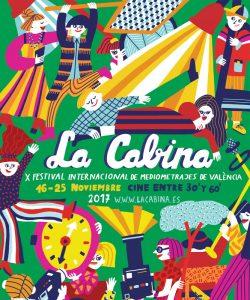 cartel la cabina 2017