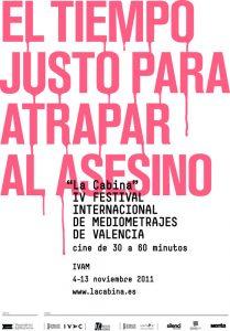 cartel 2011 la cabina