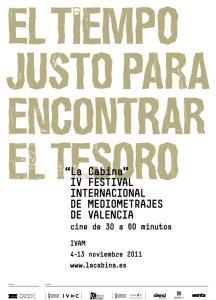 cartel la cabina 2011