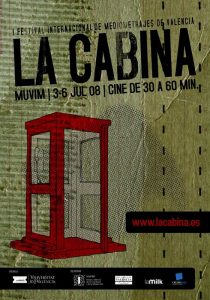 cartel la cabina 2008